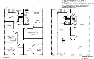 Surveyor Court 9548 floor plan
