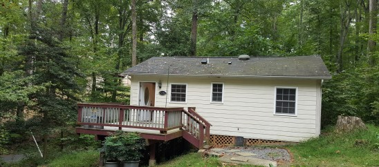 RENTED:  Renovated 2 BR cottage by the LAKE *Manassas* $1099.00 /month